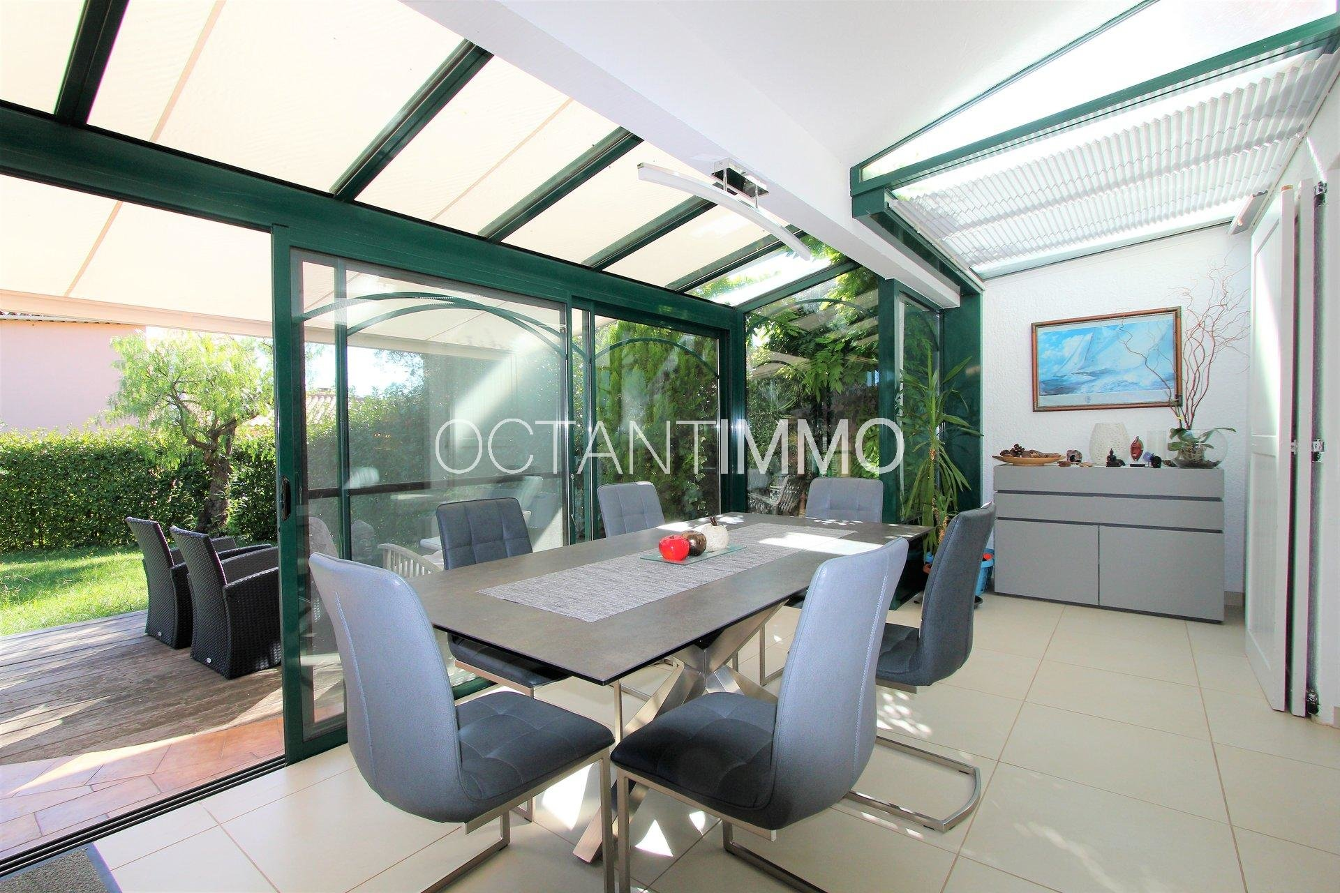 MOUGINS 4 rooms villa in excellent condition - 560.000 €