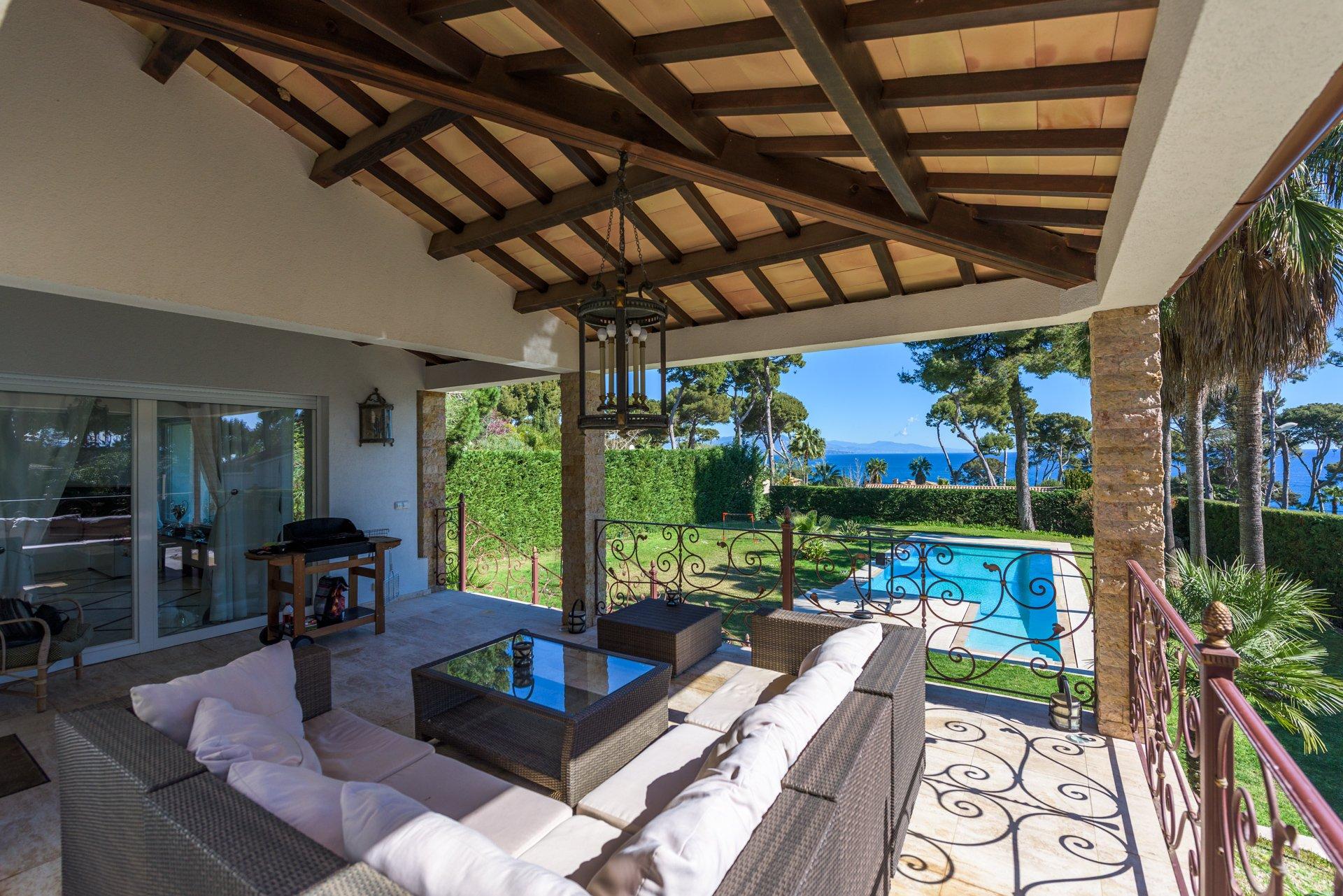 Cap d'Antibes - Sea view