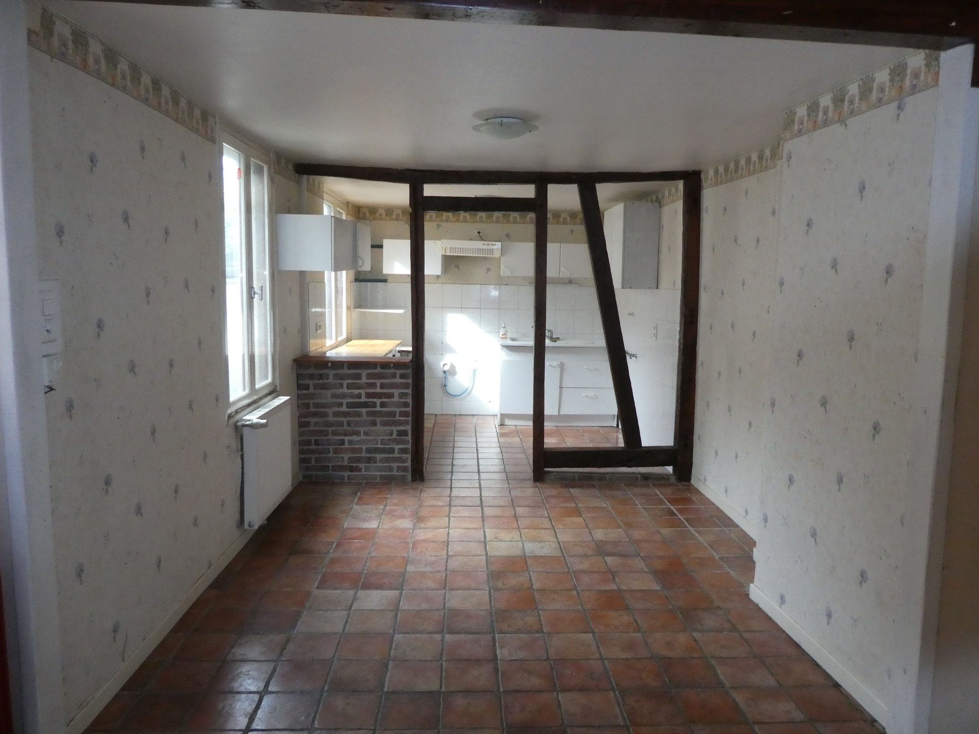 Sale Terraced house - Mesnils-sur-Iton