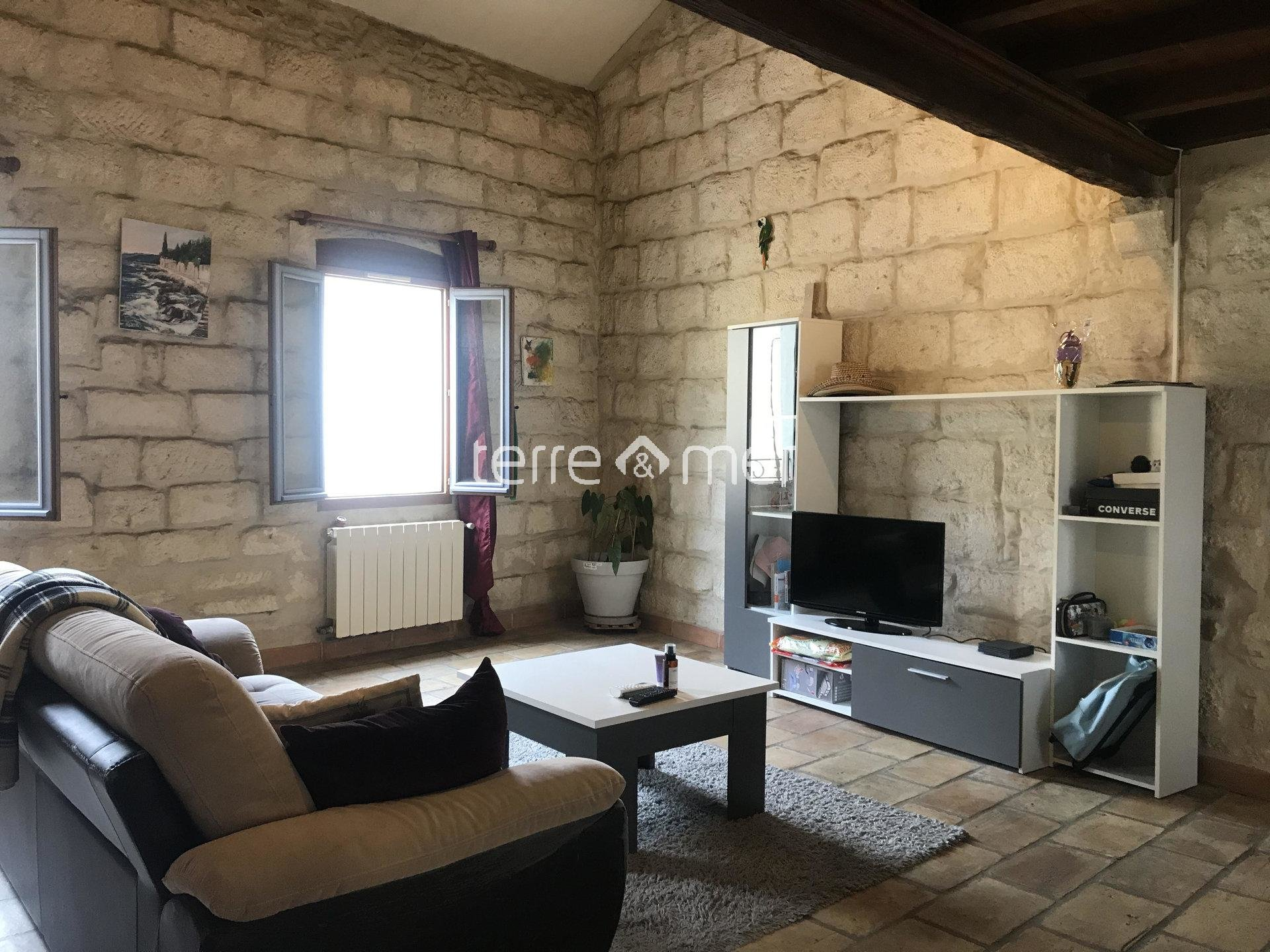 Maison Aigues-Mortes 70m² avec garage