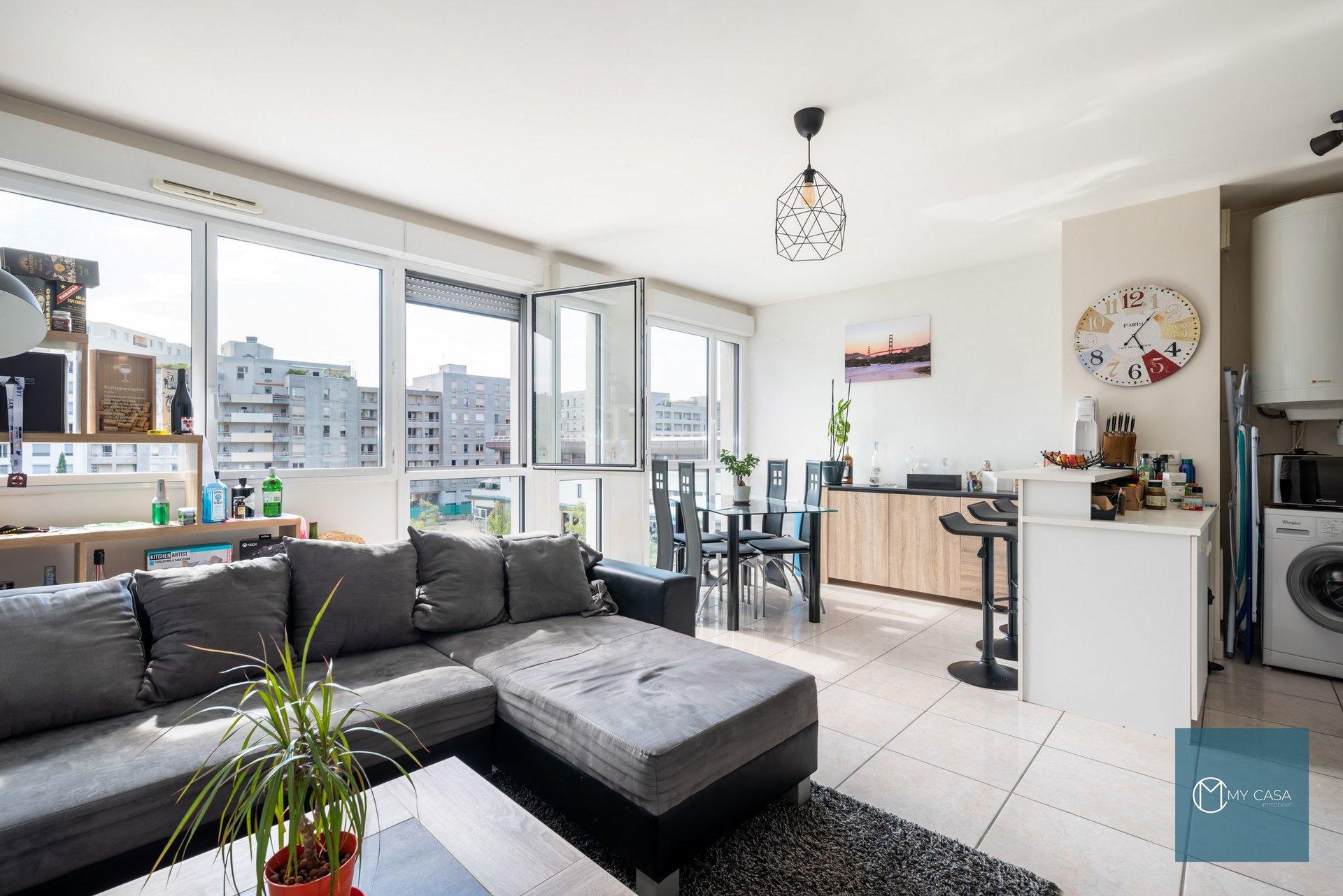 LA BUIRE - Appartement T2 de 50 m2 avec Balcon