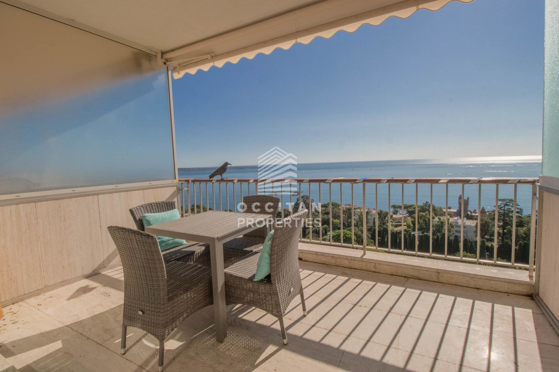 Panoramic sea view - High Floor - High standing - Californie, Cannes