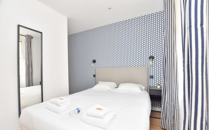 Appartement Paris 75011 Metro Couronne