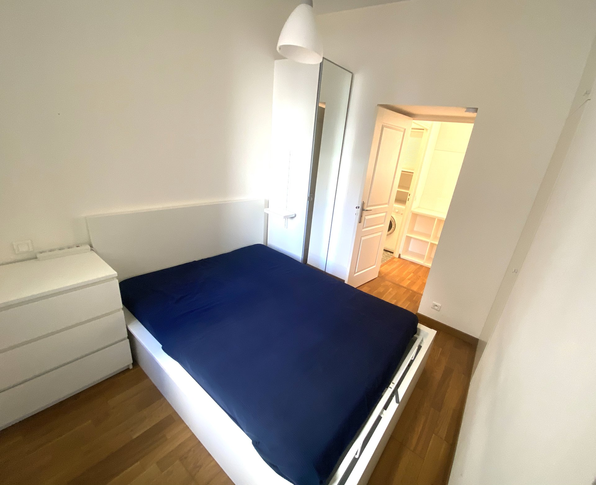 ONE BEDROOM APARTEMENT CENTER OF NICE