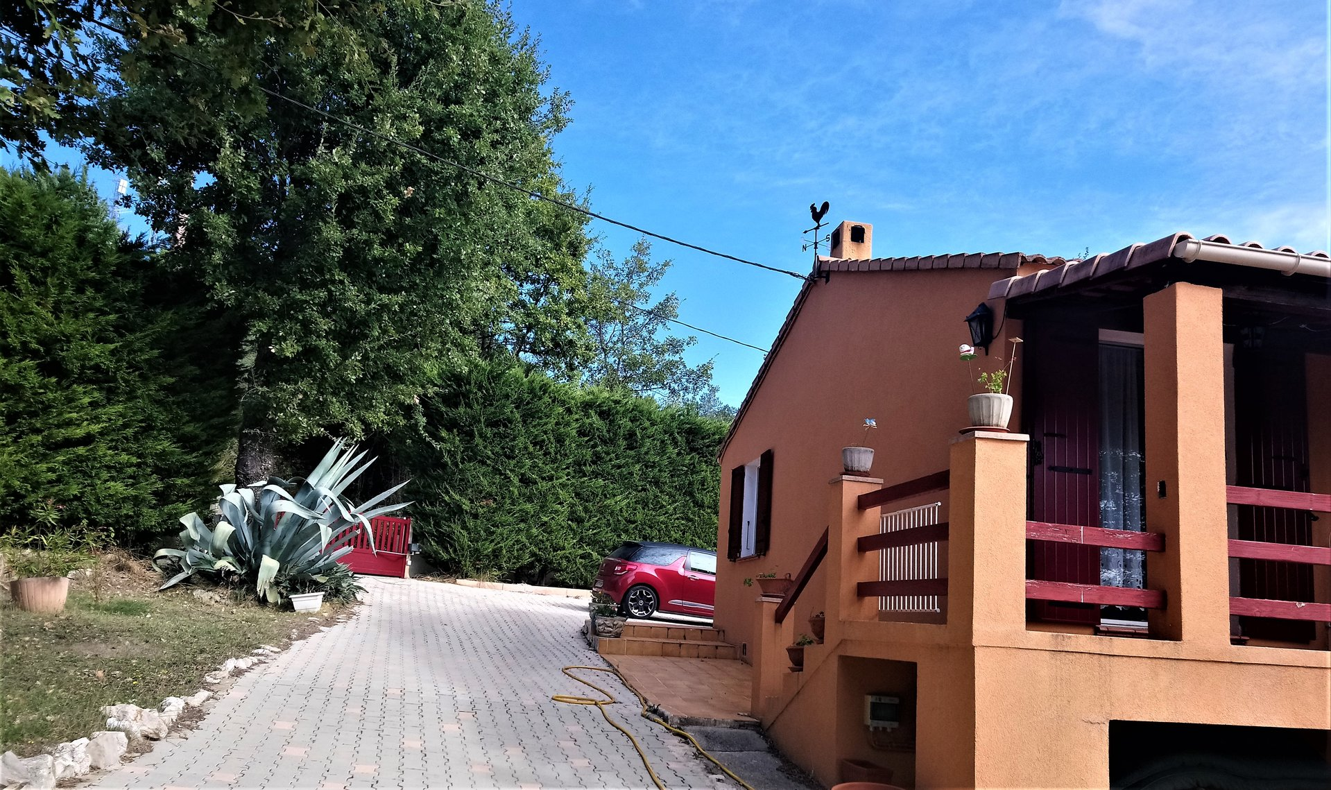 For sale: Montferrat, Charming single storey house