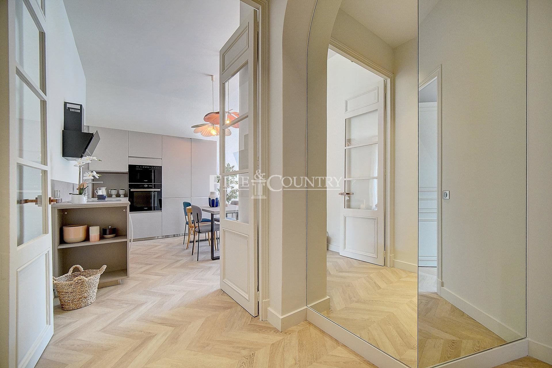 Vente Appartement Bourgeois Cannes Banane