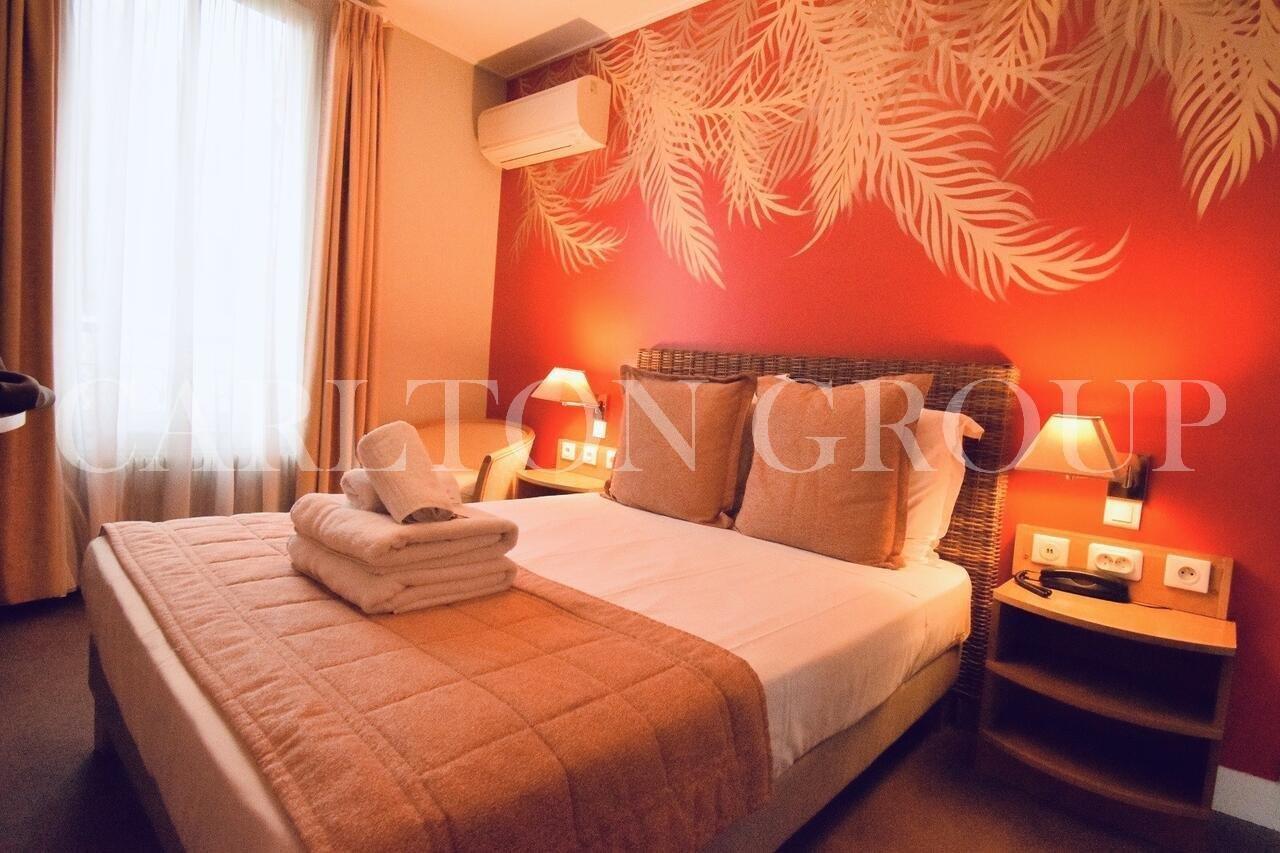 FONDS DE COMMERCE HOTEL 3* CANNES