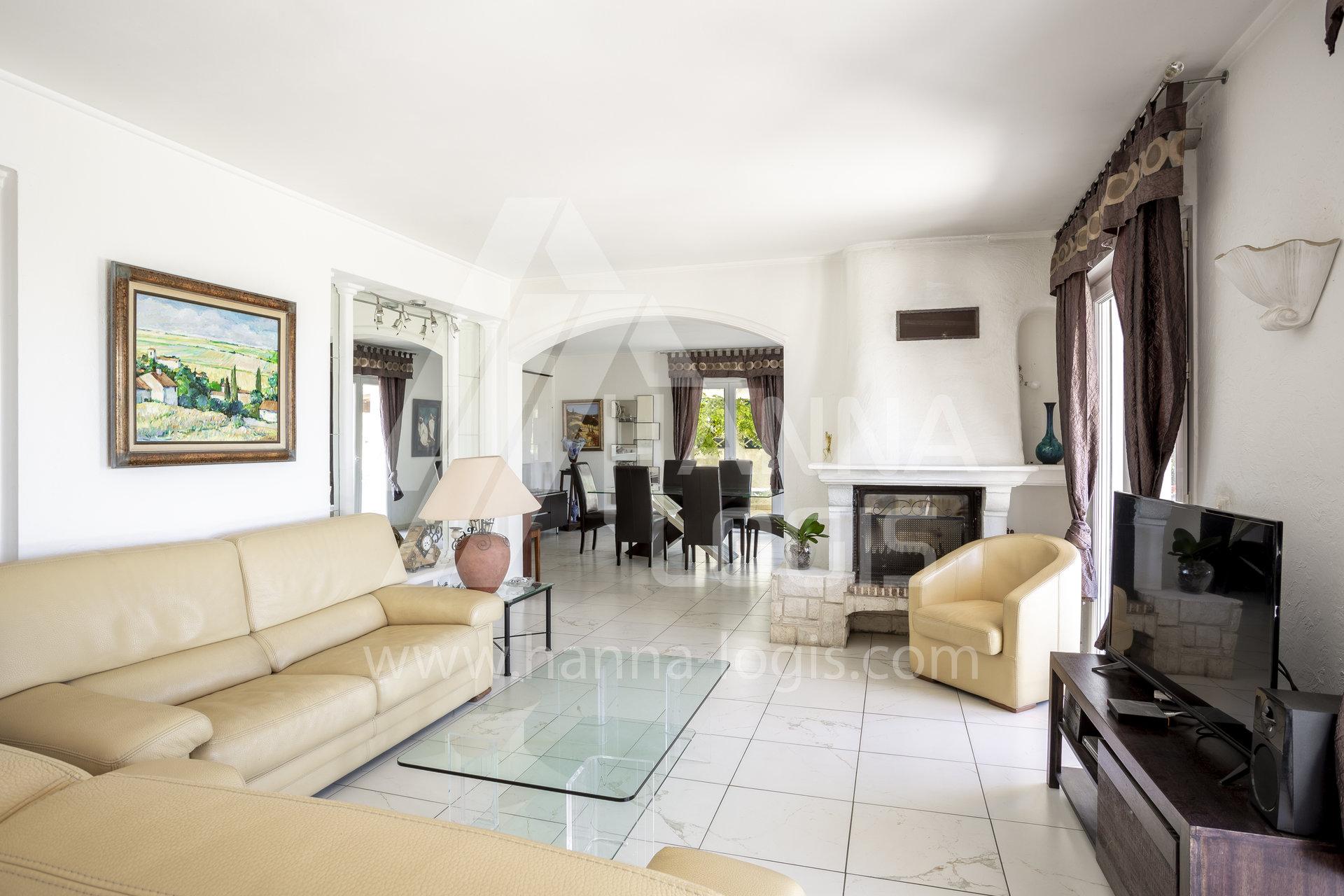 Magnifique villa Vaugrenier