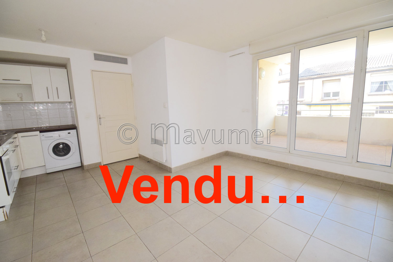 APPARTEMENT T3 PROCHE PLAGE MARSEILLE 13008 MADRAGUE MONTREDON