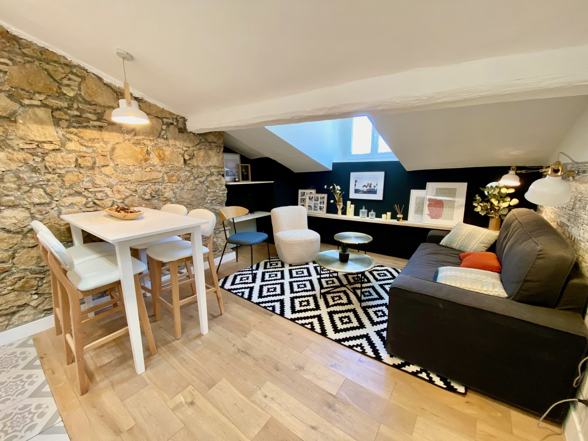 Nice Le Port - Charming One bedroom apartment