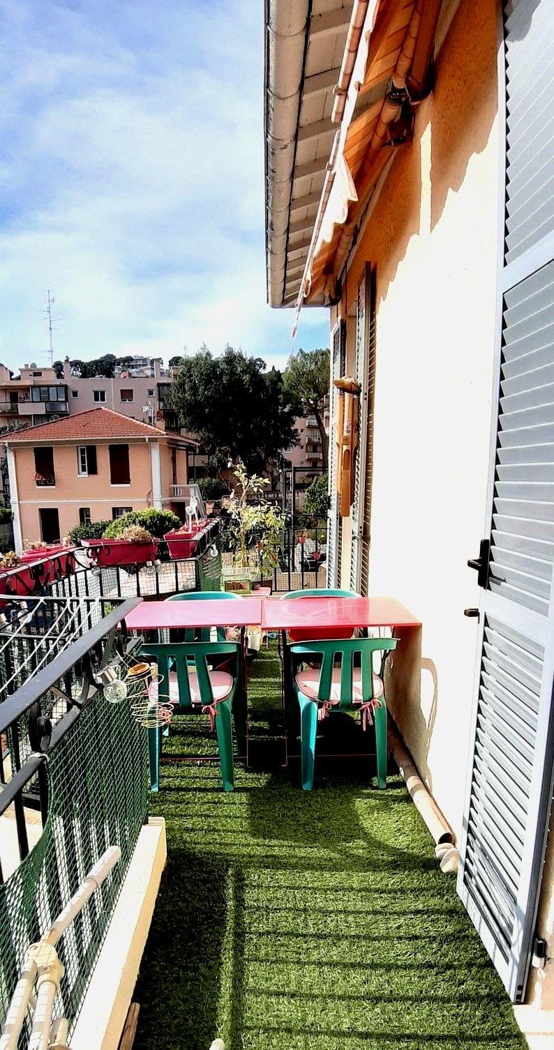 Vendita Appartamento - Roquebrune-Cap-Martin Carnolès