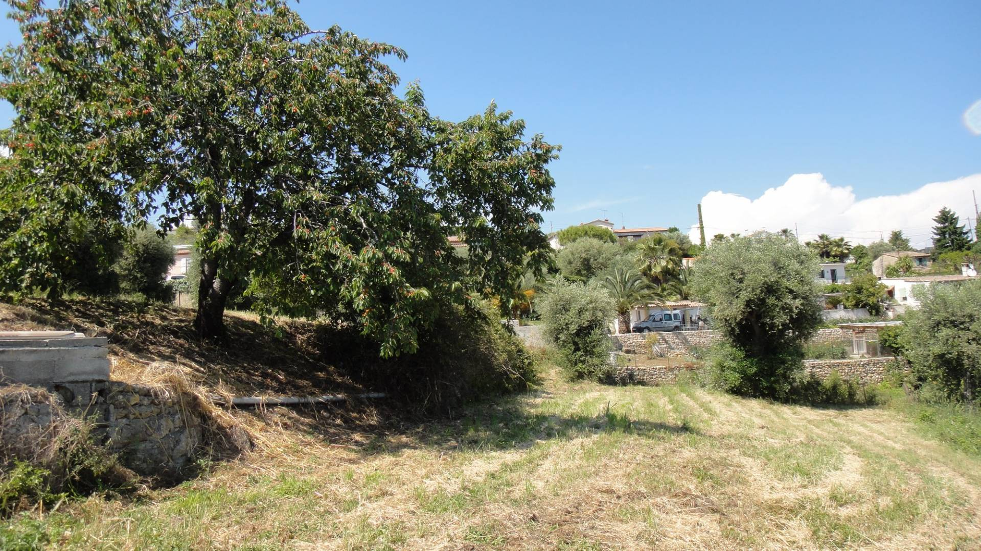 Sale Building land - Antibes
