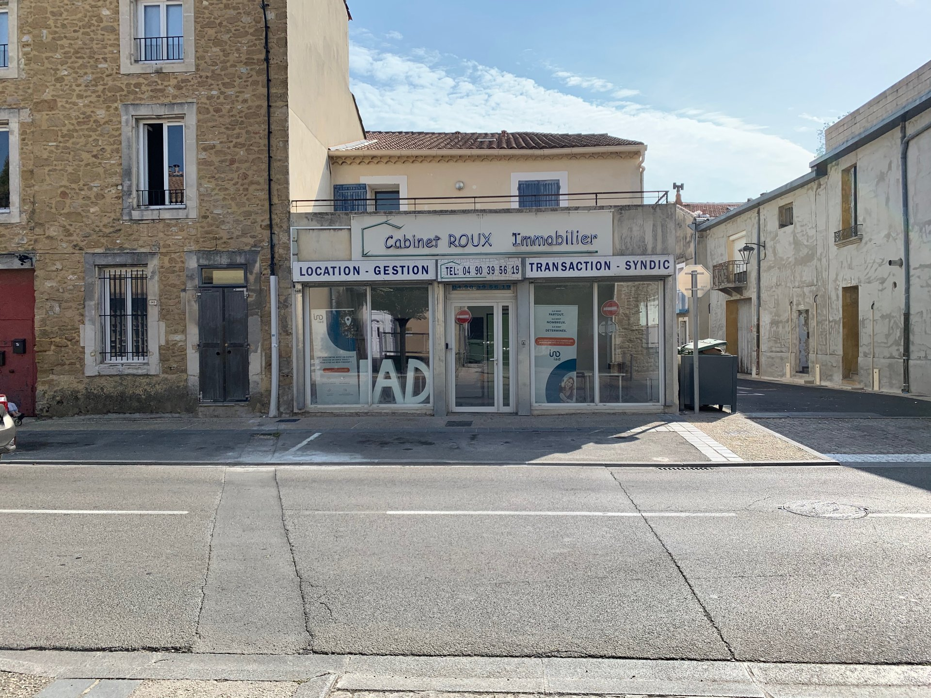 Location Local commercial - Sorgues