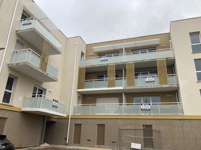 Rés. BEL AMI - T2 avec balcon - limite ROUEN