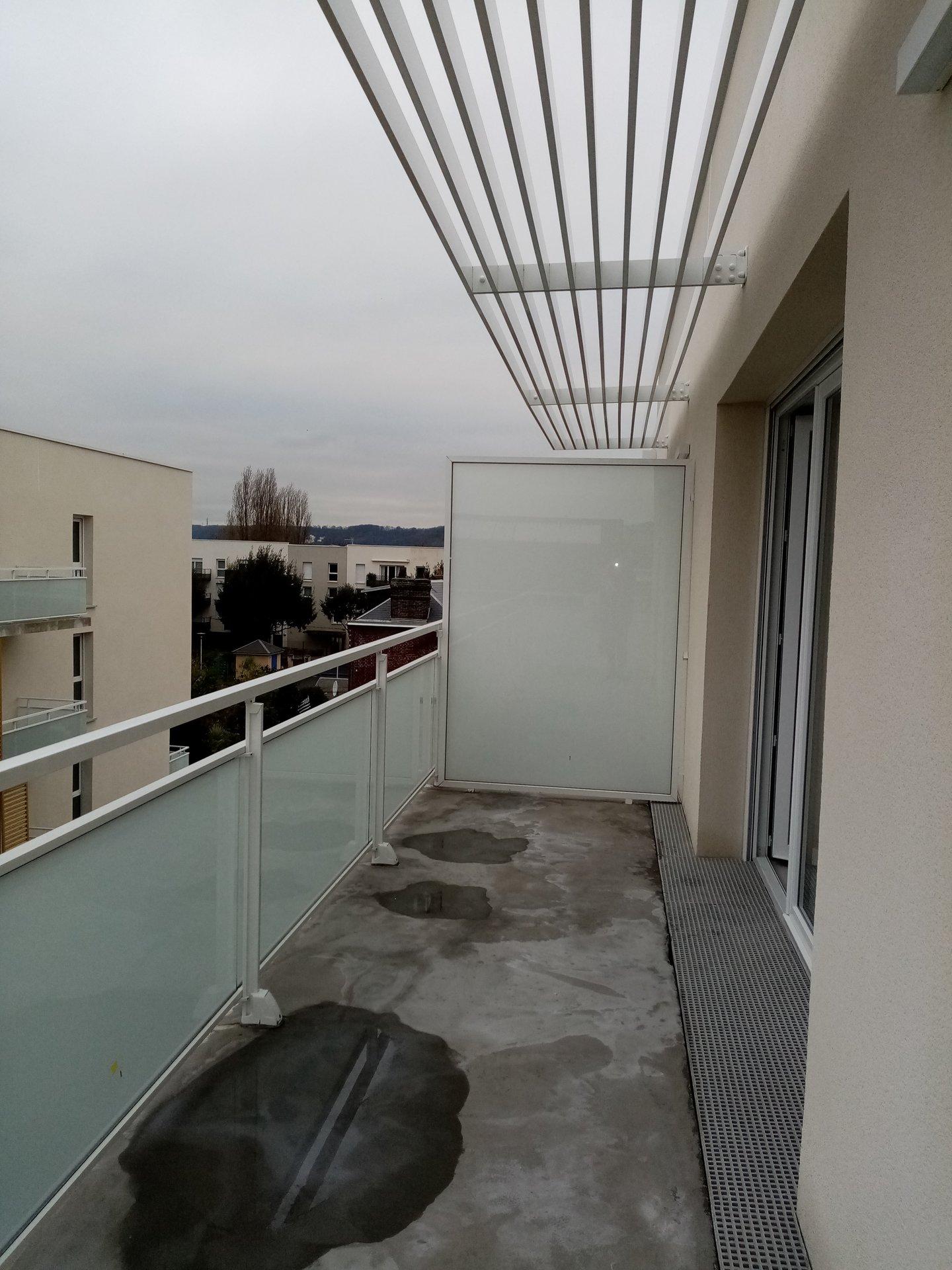 Rés. neuve BEL AMI - T3 avec balcon - limite ROUEN