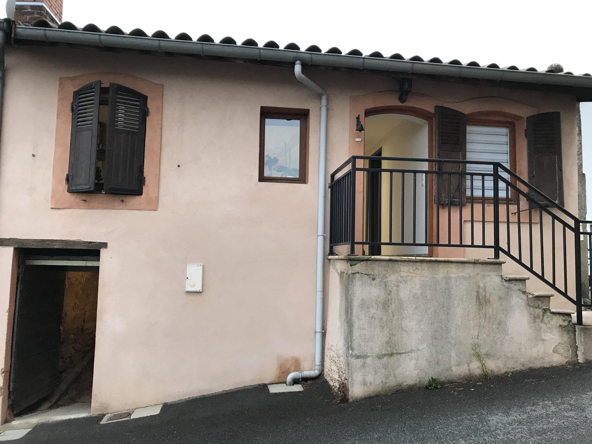 Maison de Village Saint Etienne La Varenne