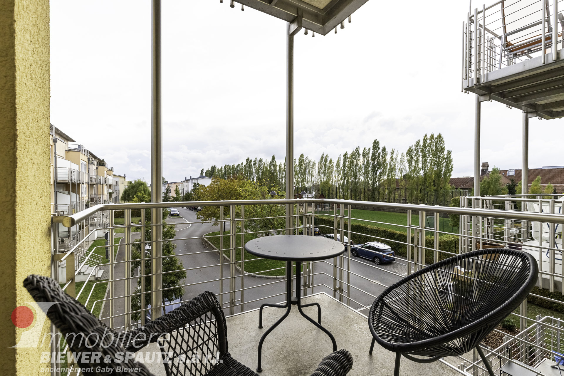 FOR RENT - Furnished studio in Luxembourg-Cents