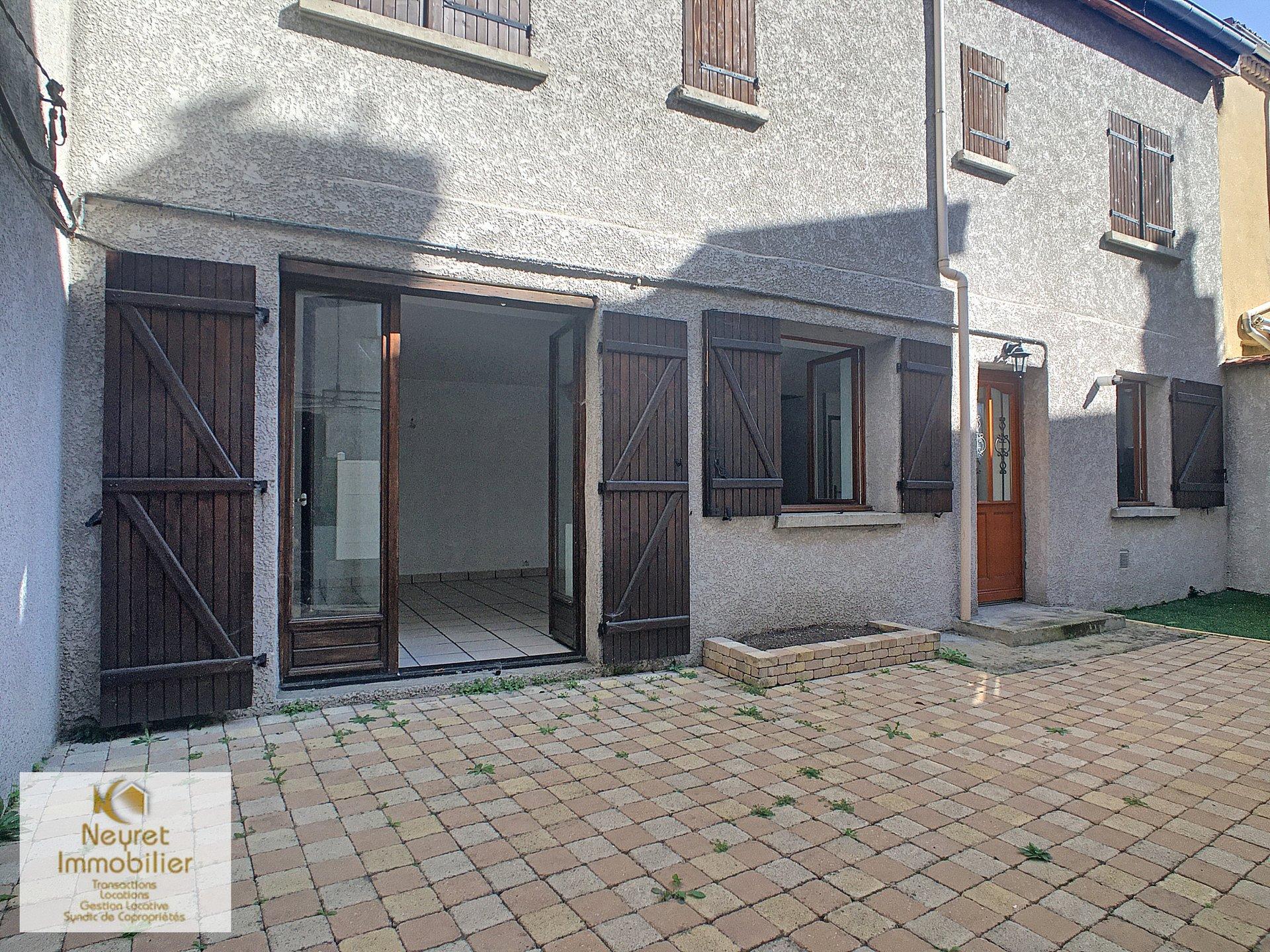 Vente Maison - Saint-Chamond