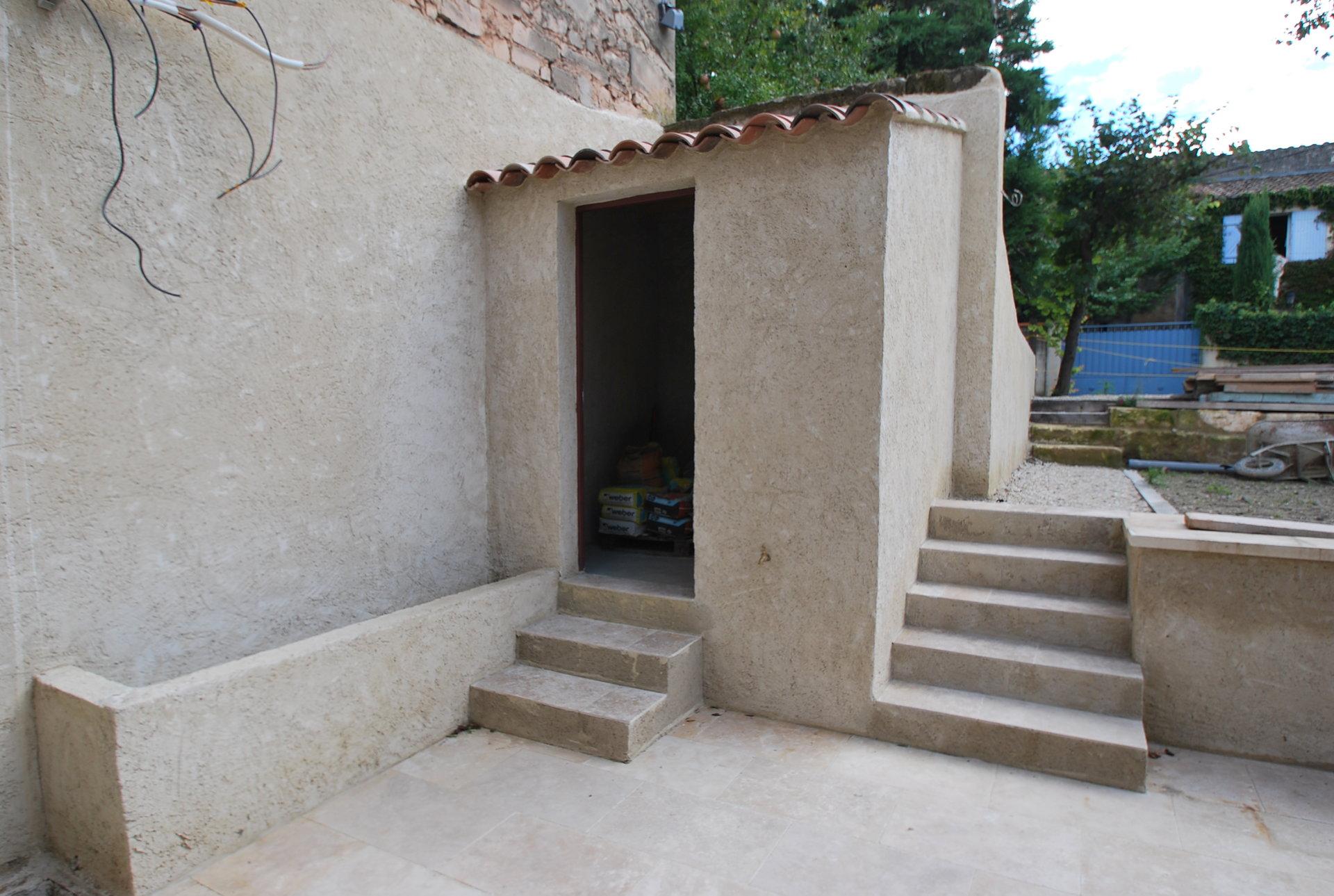 Fontvieille Maison au coeur du village