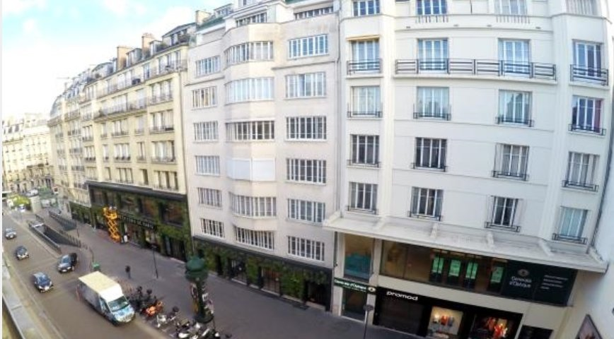 LA MUETTE / Rue de PASSY