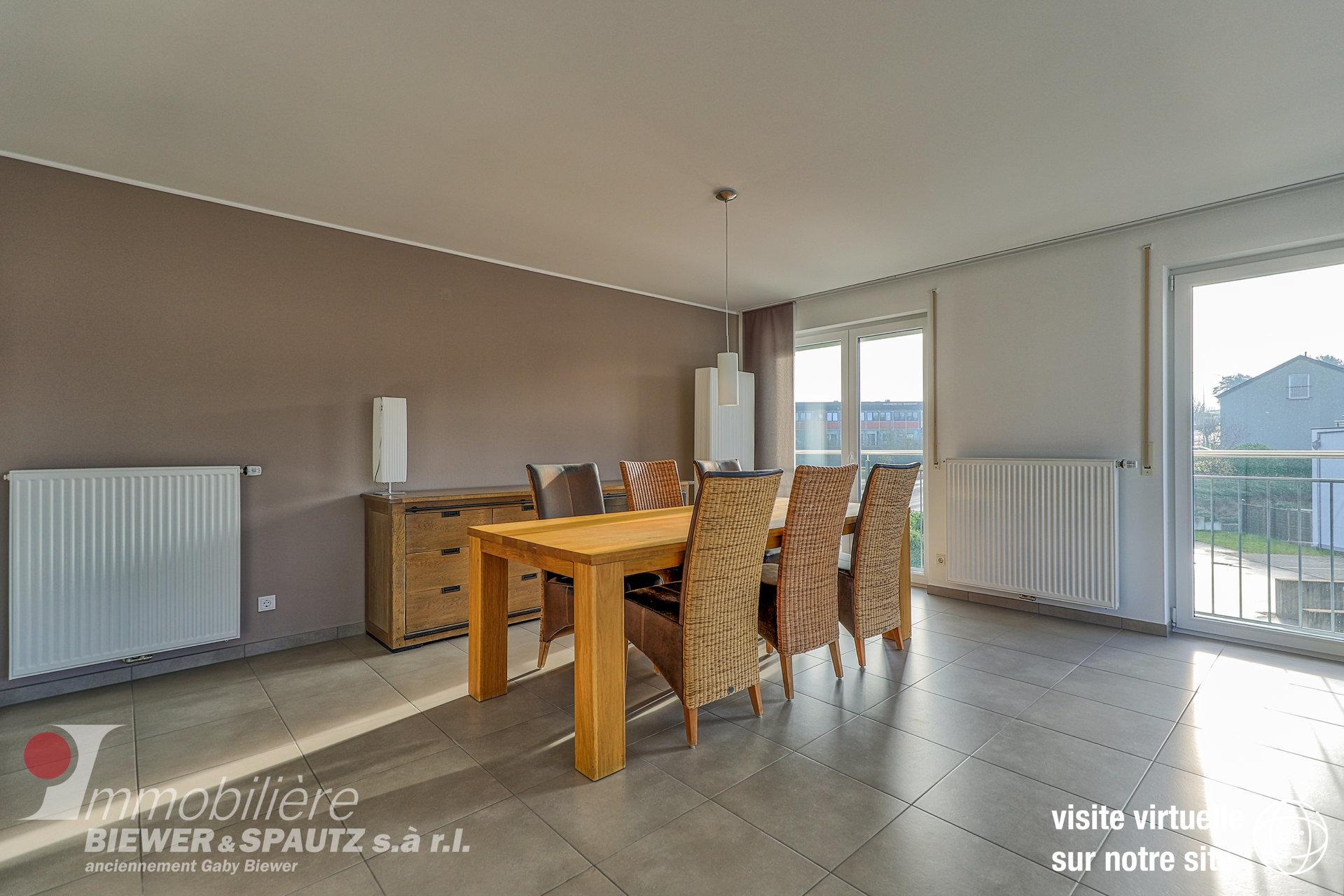 ZU VERMIETEN - Wohnung mit 2 Schlafzimmern in Junglinster