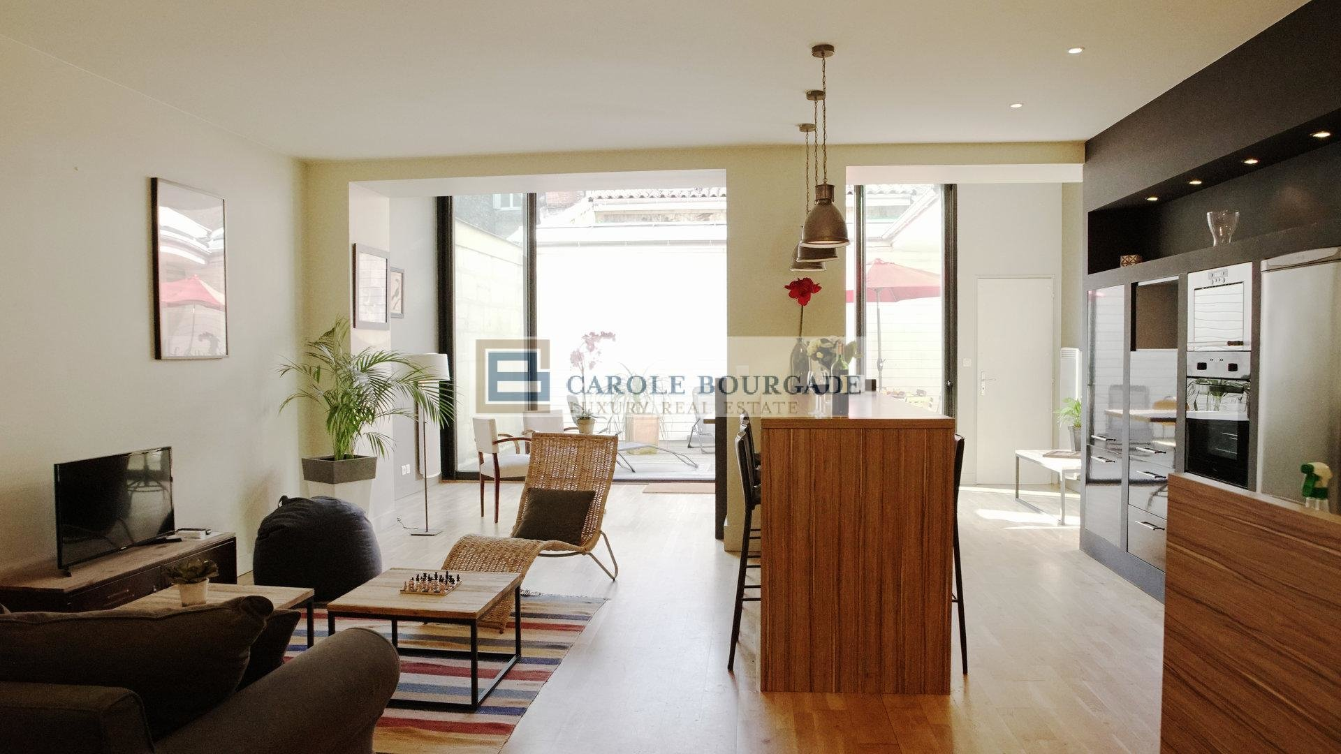 Rental Apartment Bordeaux Jardin Public