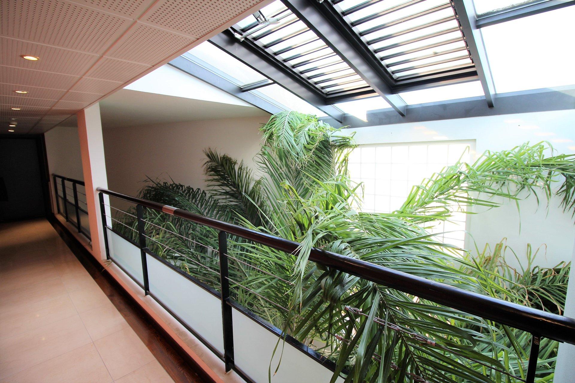Cannes, Banane, 2 P en dernier étage avec terrasse et parking.