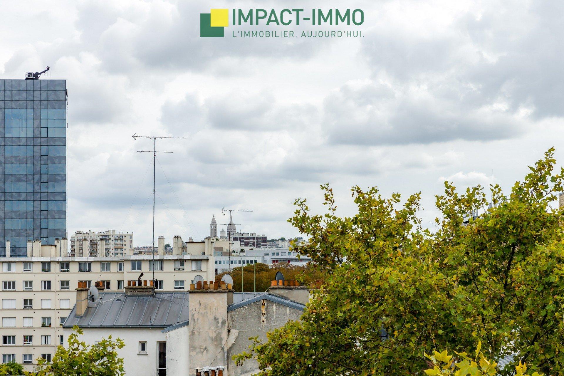 Vente Appartement - Paris 17ème Épinettes