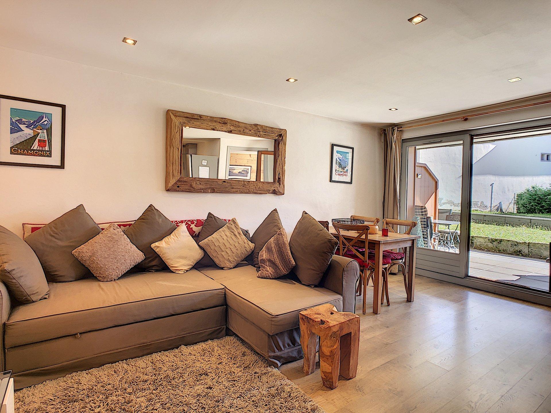 Appartement 1 chambre, Chamonix-Mont-Blanc
