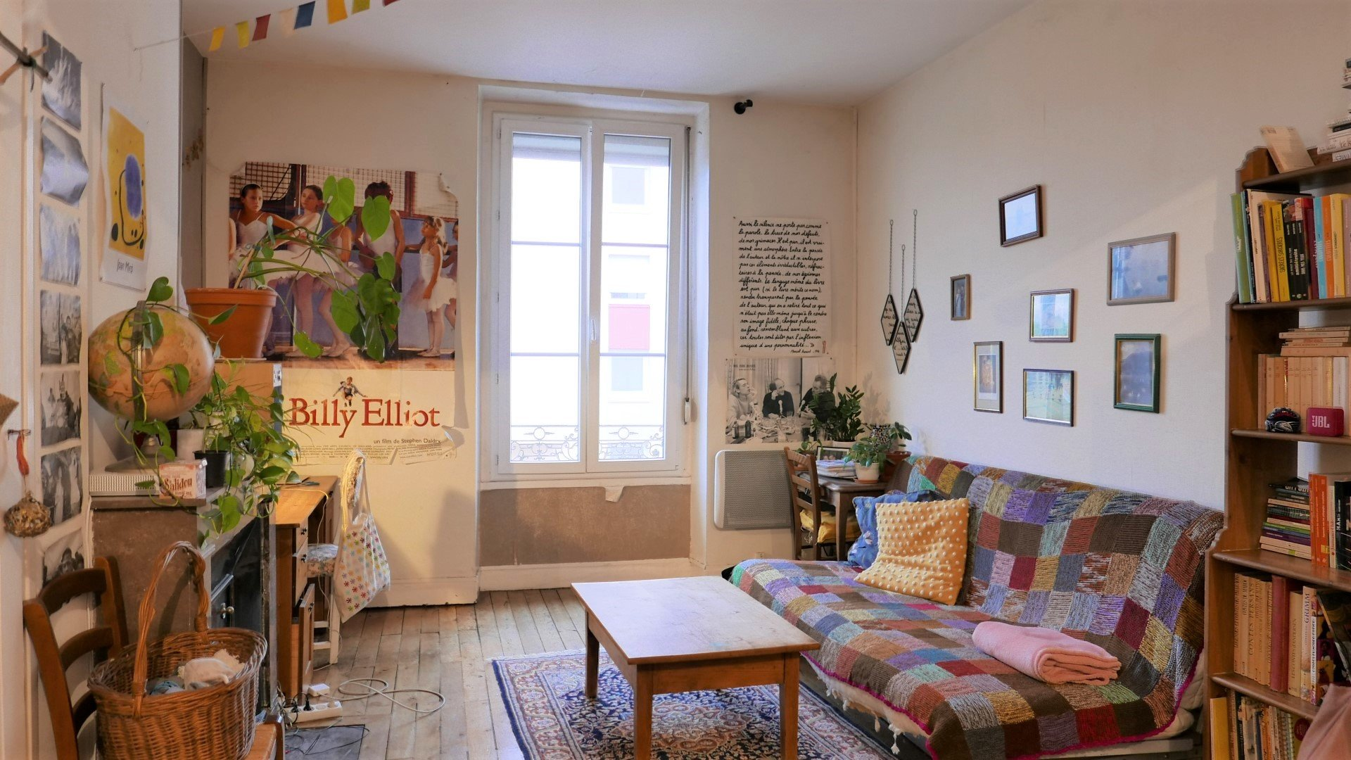Achat Appartement, Surface de 52 m²/ Total carrez : 52 m², 2 pièces, Villeurbanne (69100)