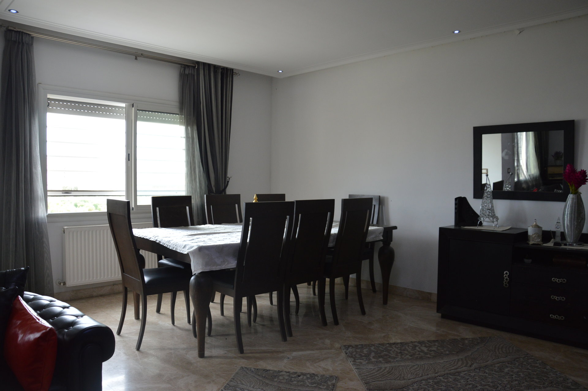 Appartement S+3 Lac 2 vide