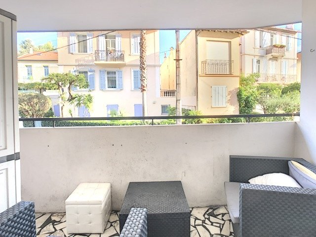 Appartement 4/5 P centre de Cannes, petit Juas, terrasses
