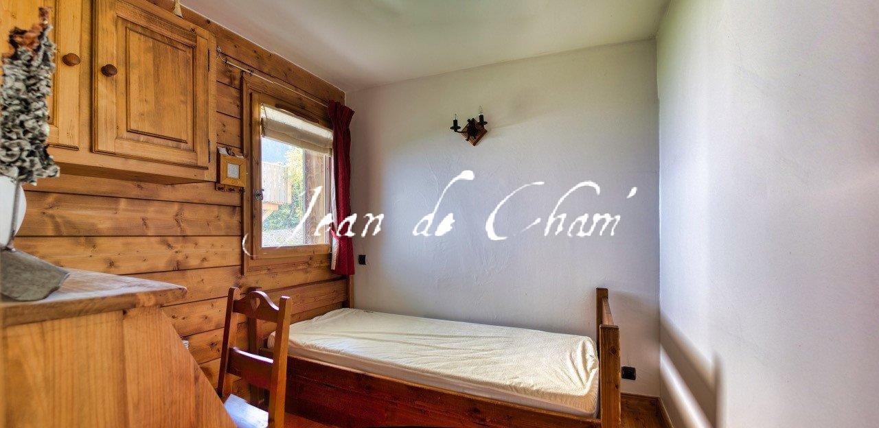 APPARTEMENT 3 CHAMBRES - REZ DE JARDIN - TERRASSE FACE AU MONT-BLANC