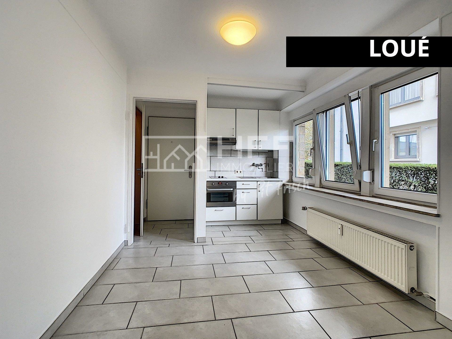 1-bedroom apartment for rent in Luxembourg-Hollerich