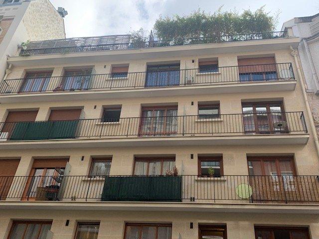 Vente Appartement - Paris 15ème Saint-Lambert