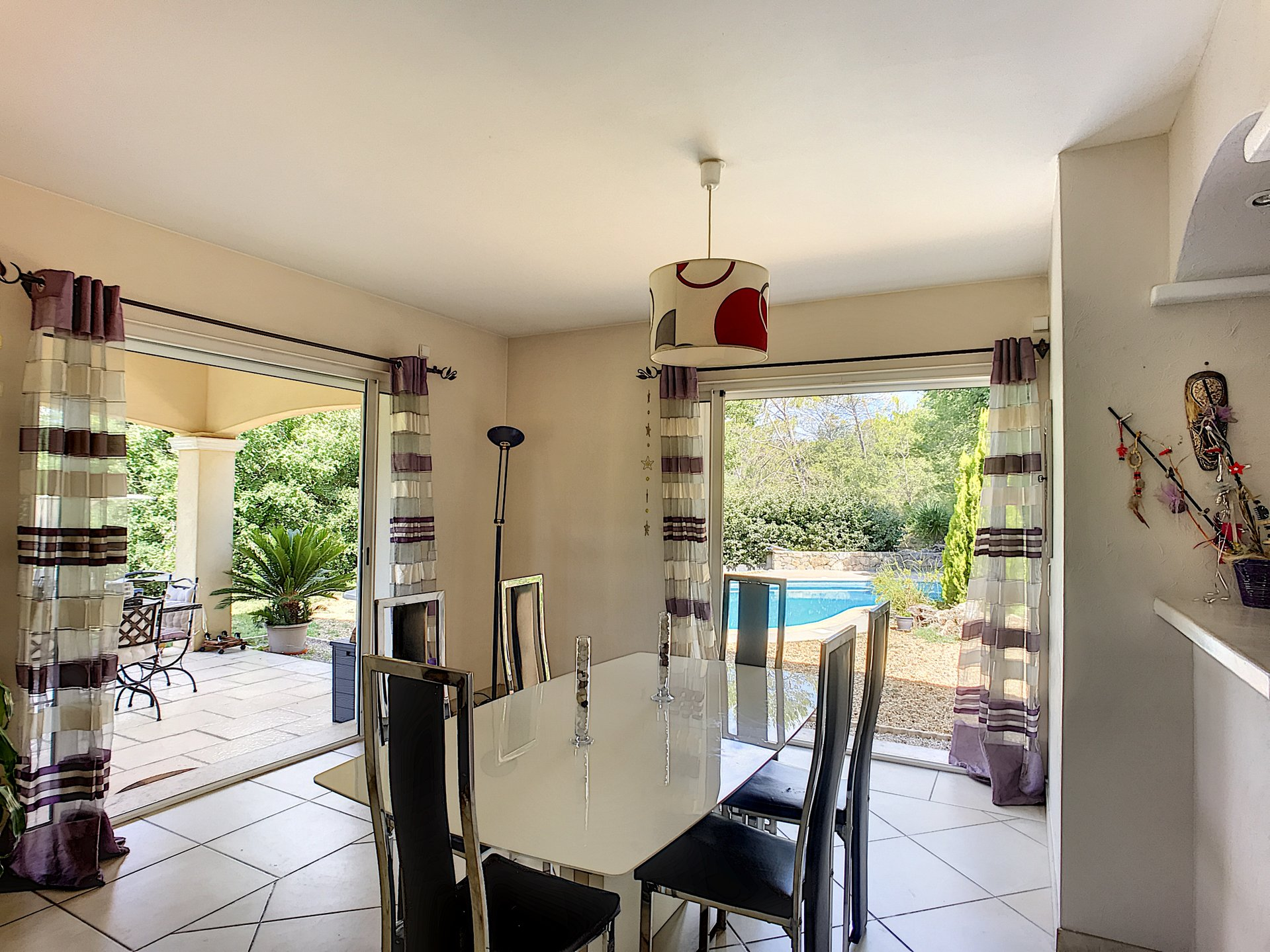 Magnificent Villa on 13609 Sqm plot with Horse boxes in Callian