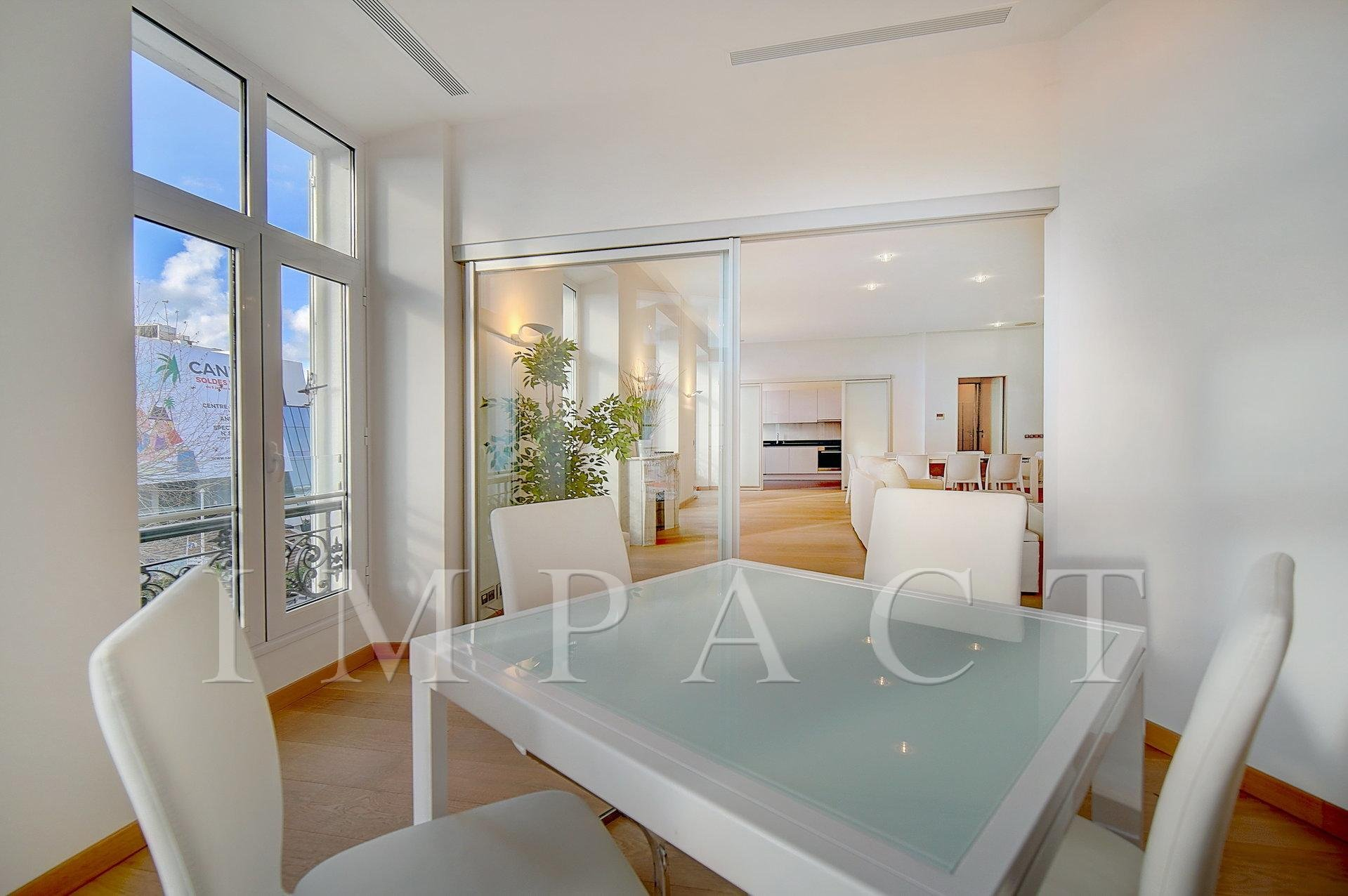 3 bedrooms apartment for sale Cannes Croisette