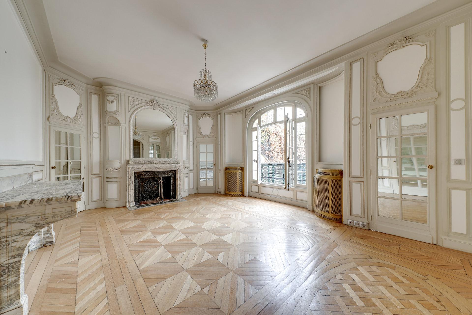 Rental Mansion Paris 16th Porte-Dauphine