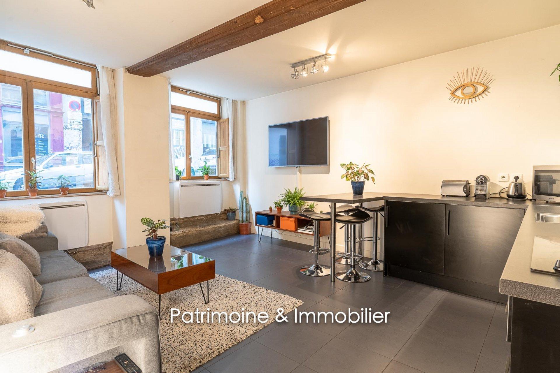 Sale Apartment - Lyon 1er