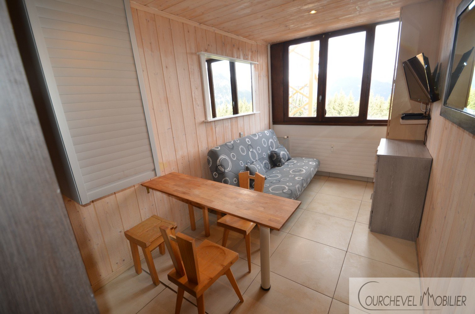 Rental Apartment - Courchevel
