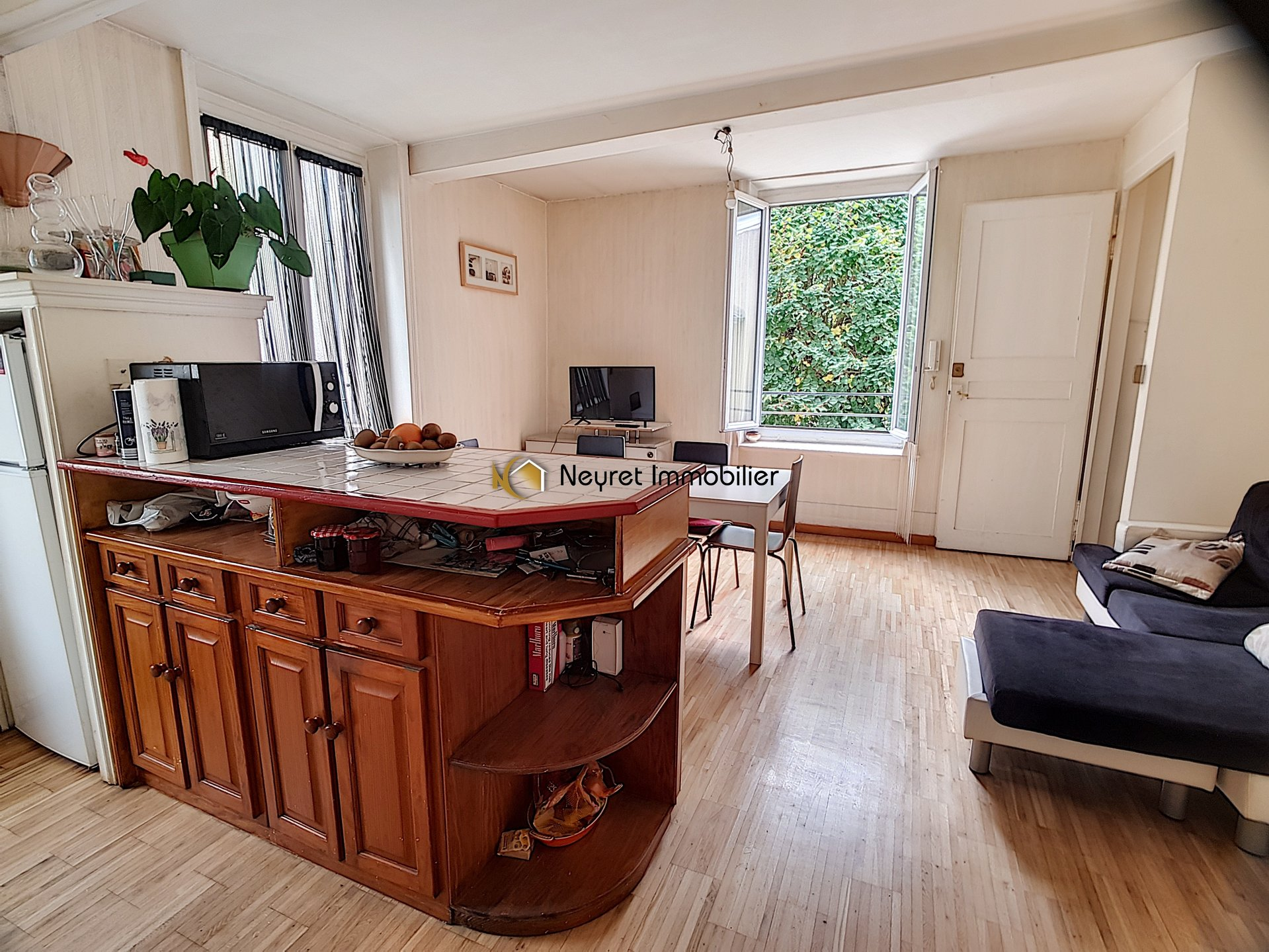 Appartement T2 dans copropriété de 6 lots