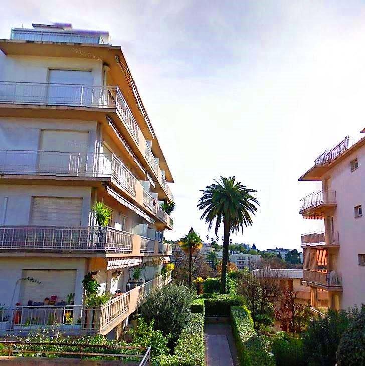 Valrose 3P + terrasse + parking