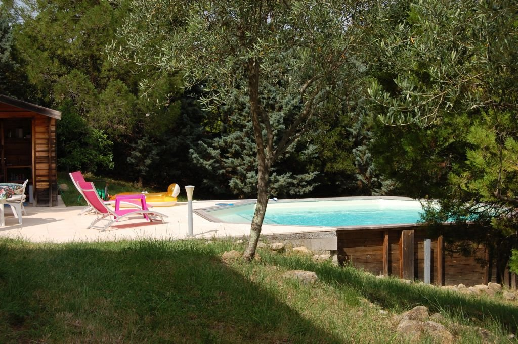ARDECHE - Modern house with 5 rooms on 2695 m2 with views