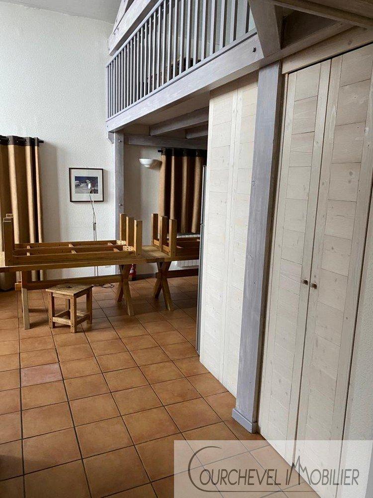 CHALET - COURCHEVEL LA TANIA