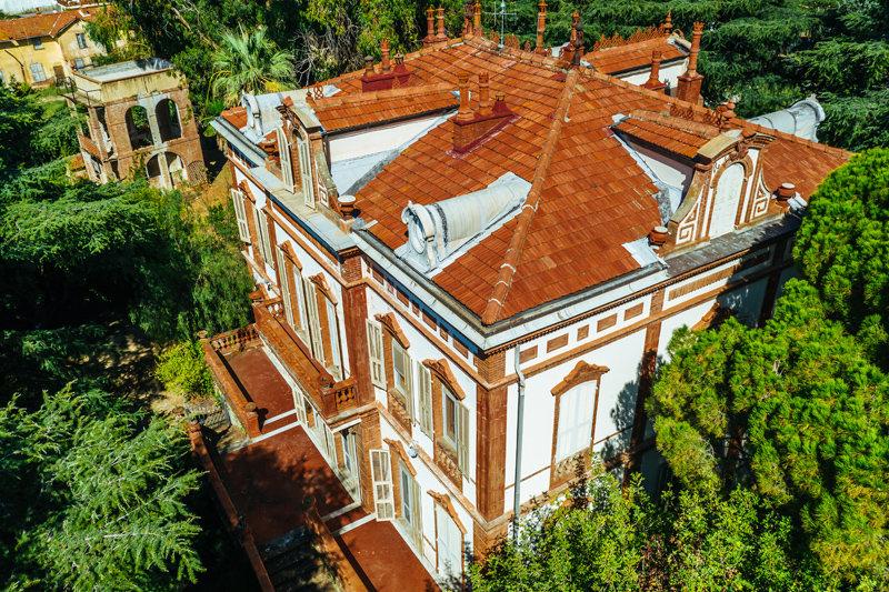 Prestigious noble villa!