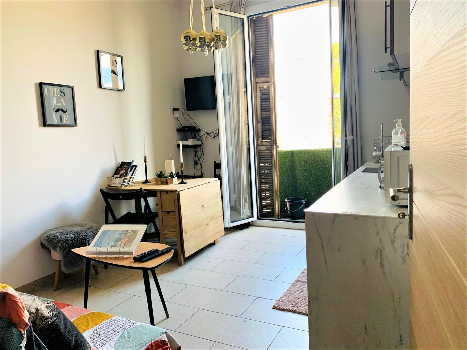 BEAU 2 PIECES  - Idéal investisseur/Airbnb