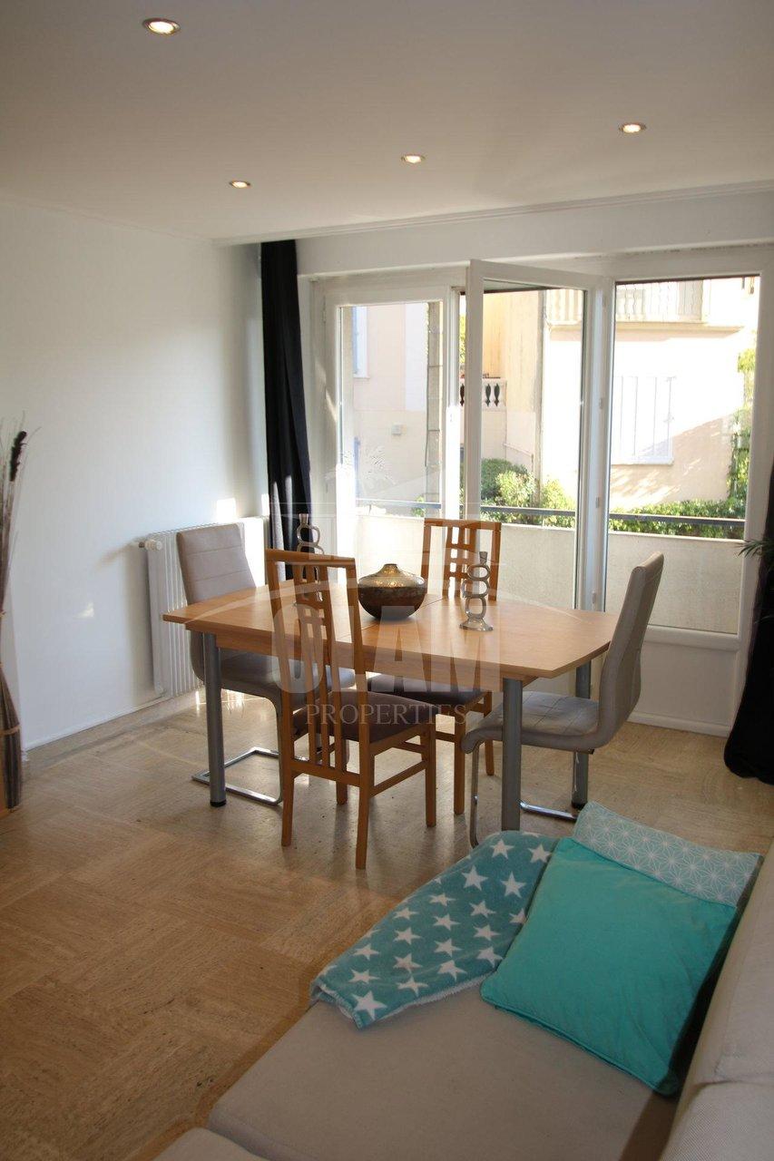Cannes proche centre 5 pièces avec terrasse et cave