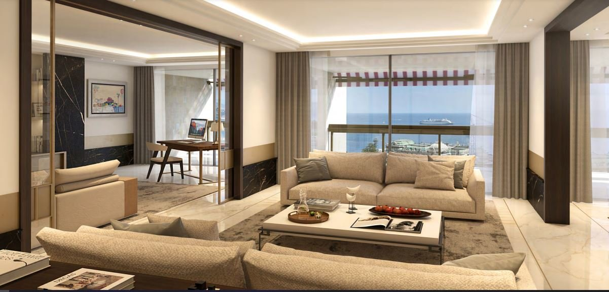 Sale Apartment - Monaco Carré d'Or - Monaco
