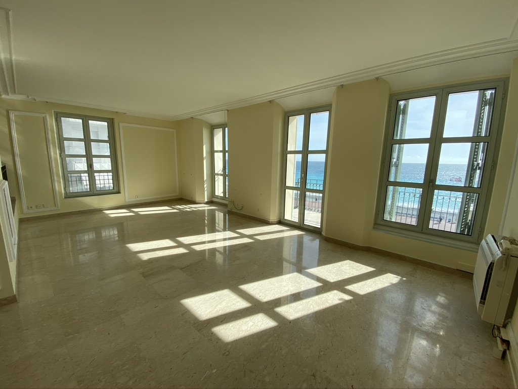 Nice Promenade des Anglais - 3 bedroom panoramic see view