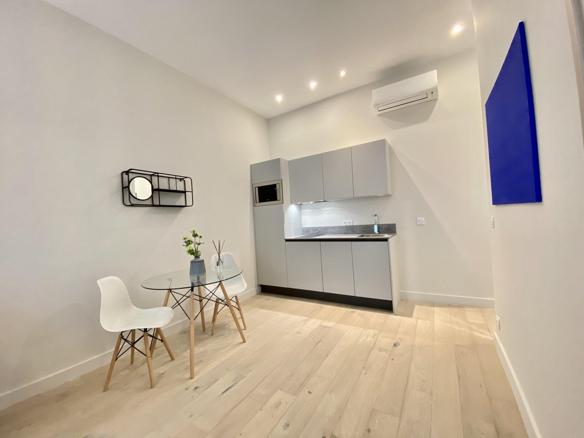 Nice Garibaldi - 2P renovated